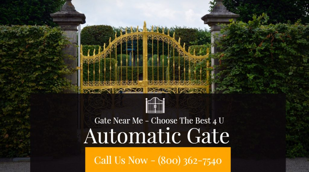 Automatic Gate - Automatic Gate Repair | Cheap Automatic Gate | Automatic Gate Installation