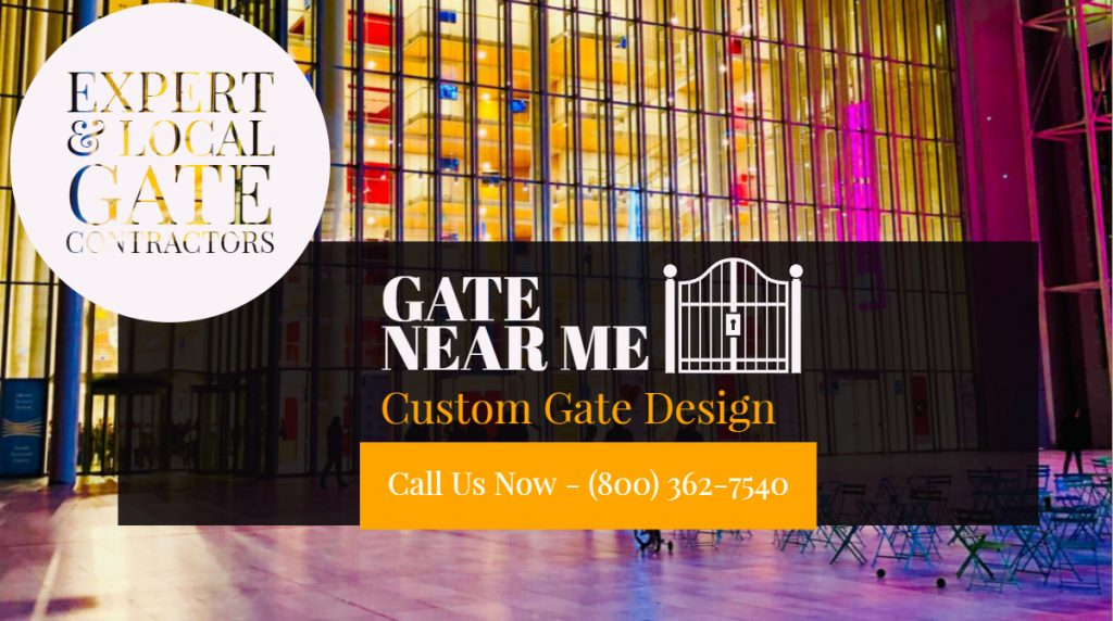 Custom Gate Design - Custom Gates | Gate Designs | Custom Built Gate