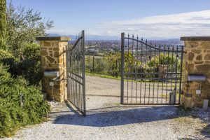 Swing Gate For Driveway | Automatic Gates | Types of Automatic Gates - Swing Gate