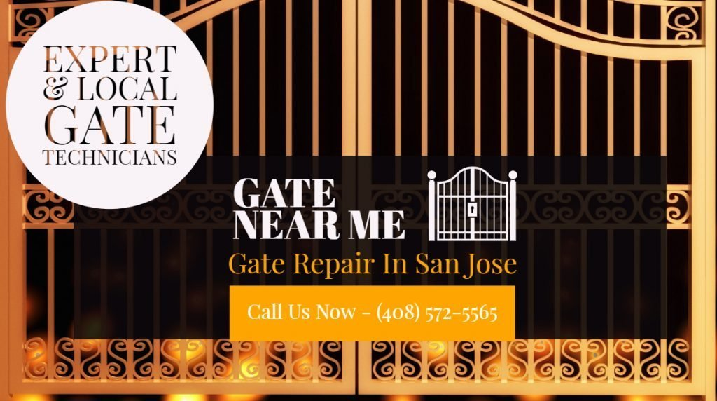 Best Gate Repair San Jose California | Gate Repair In San Jose CA