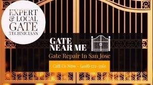 Gate Repair Company San Jose California
