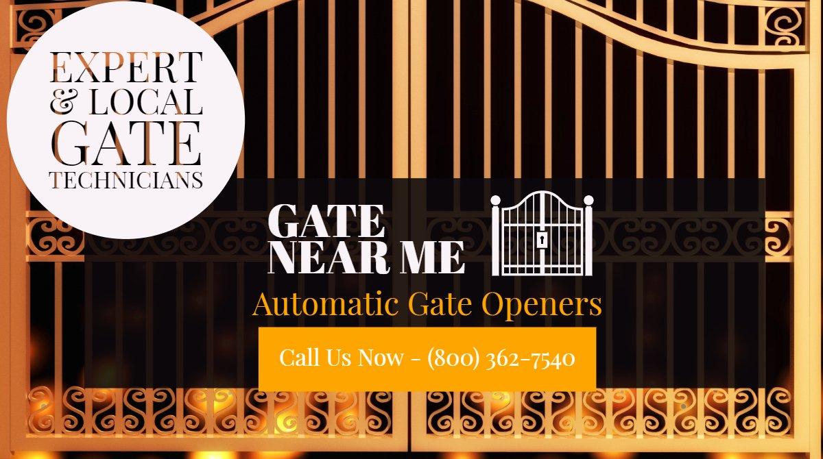 Automatic Gate Openers | Automatic Gate Openers Services | Automatic Gate Openers Near Me